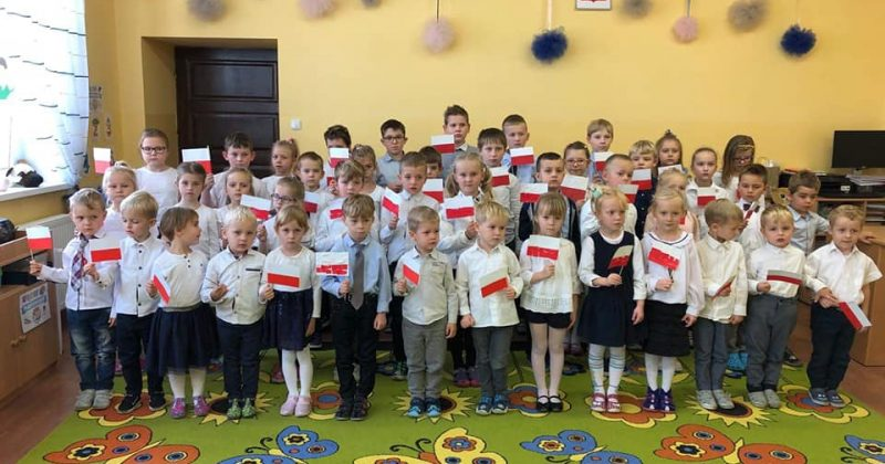 """Ogólnopolska Akcja MEN – """"Szkoła do hymnu"""""""
