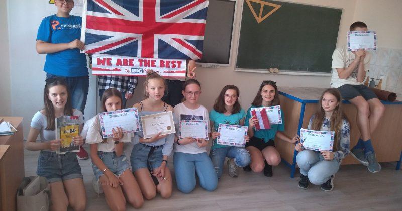 Konkurs z języka angielskiego